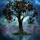 The tree that wept a lake of tears by John Edwards