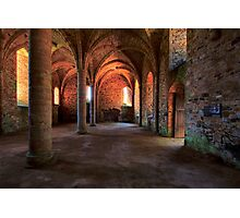 Battle Abbey  Photographic Print