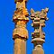 Capital Columns - Persepolis - Iran by Bryan Freeman