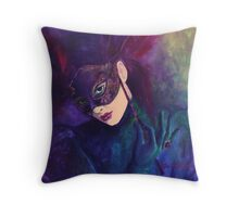 Secret glamour Throw Pillow