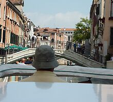 VENICE WATER TAXI by sueottaway