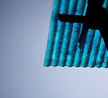 Blue v/s Blue by GaganChandhoke
