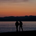 At Sunset by Shawnna Taylor