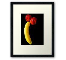 Fruit Does the Body Good © Framed Print
