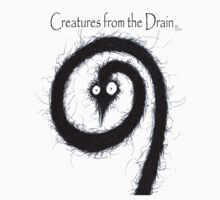 the creatures from the drain 10 by brandon lynch