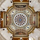 Rotunda in Symmetry by Tim Devine