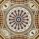 Rotunda in Symmetry #2 by Tim Devine