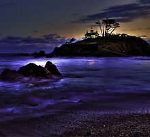 Battery Point  by pdsfotoart