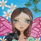 Xenia Fairy by Jaz by Jaz Higgins