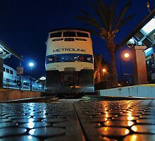 MetroLink, Riverside, California by Stephen Burke