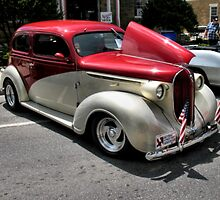 1938 Plymouth by © Bob Hall