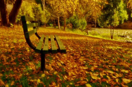 """""""Forever Autumn"""" by Phil Thomson IPA"""