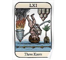 Three Knots Poster