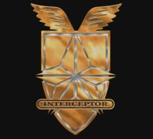Road Warrior Interceptor Chrome Badge by superiorgraphix