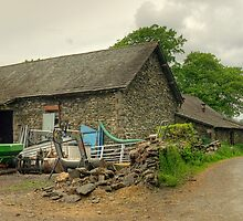 The Barn At The End Of The Lane... by VoluntaryRanger