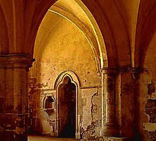 Arch and Niche by John Morrison