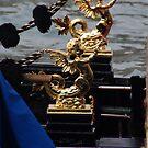 Venetian Gondola II by Alison Howson