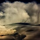 Portrait of a storm, Staffordshire, UK. by Steve Crompton