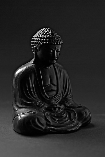 Buddha by friendlydragon
