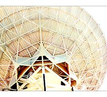 NRAO - Very Large Array - Postcard by Michelle Bush