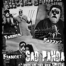 METALVANKER MAGAZINE - SAD PANDA SPECIAL... by IWML