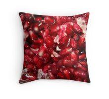 Pomegranate Massacre  Throw Pillow