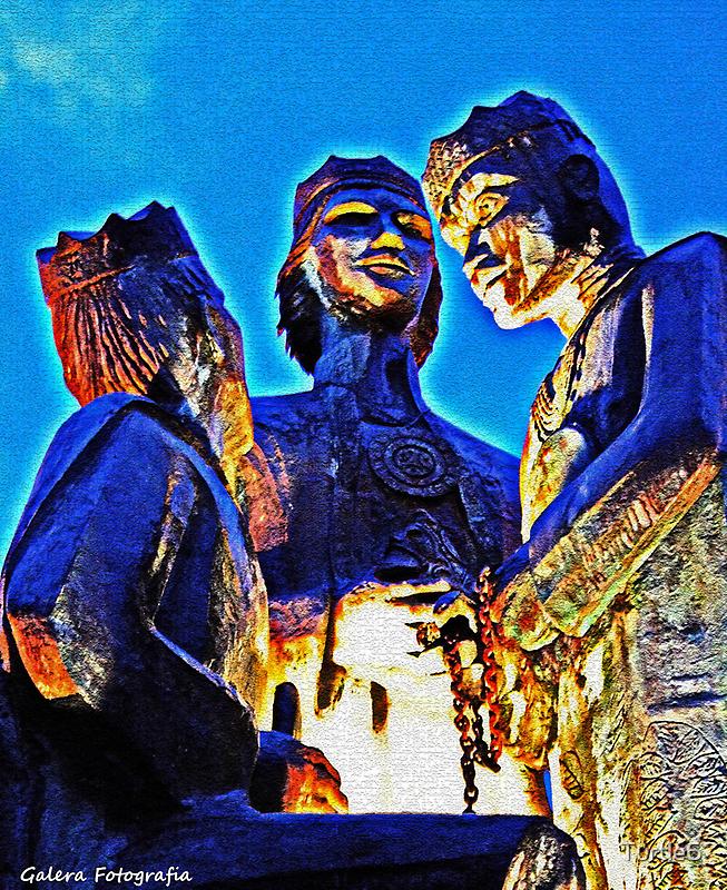 The Three Kings Of Juana Diaz by Turtle6