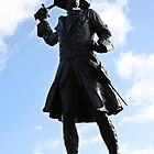 James Wolfe Hero Of Quebec by Dave Godden