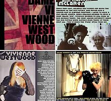 Vivienne Westwood Mini Book [Design] by Kate Flood