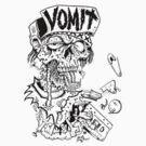 VOMIT by eyespyeye