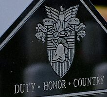 Duty, Honor, Country by Sandra Dunlap