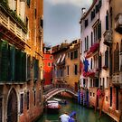 Ah, Venezia! by Lois  Bryan
