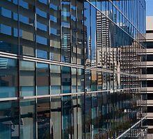 Glass Wall by GerryMac
