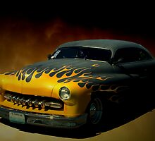 1951 Mercury Low Rider Custom by TeeMack