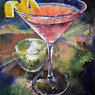 French Martini by Michael Creese