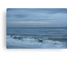 Painted Morning Canvas Print
