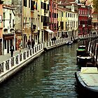 Hotel Gardena - Venice by Larry3