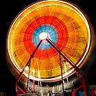 Ferriswheel by Jeannie Peters