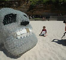 Smile - For The Camera, Tamarama Beach, Australia by muz2142
