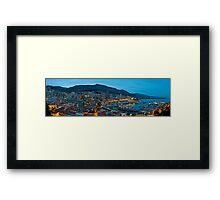 Monte Carlo Framed Print
