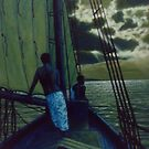Torres Lugger by Cary McAulay