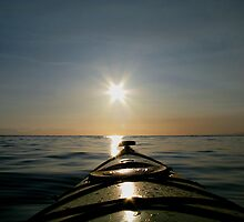 Eastcoast morning paddle by Al Williscroft