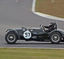 Allard J2 by Willie Jackson