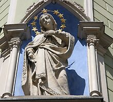 Virgin Mary in the European Union by christopher363