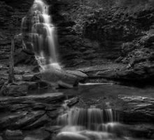 Ozone Falls II by Aaron Campbell