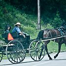 Amish Right of Way by Ryan Conners