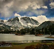 June Lake by Barbara  Brown