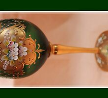 Decorative Goblet by DebbieCHayes