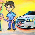 Crime Scene by kimbaross