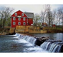 War Eagle Mills Photographic Print
